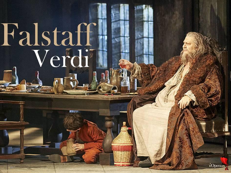 Falstaff de Verdi en Viena, desde la Wiener Staatsoper, vídeo de la ópera cómica de Giuseppe Verdi, protagonizada por Ambrogio Maestri, en la representación del 30 de junio de 2018,