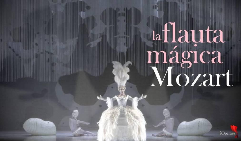 La flauta mágica desde Bruselas vídeo