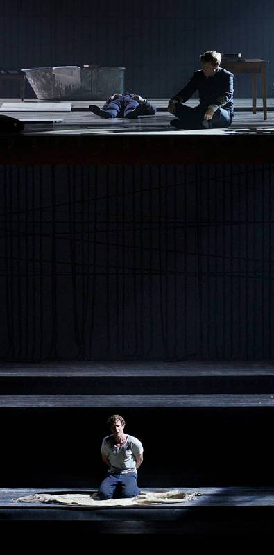 Billy Budd de Benjamin Britten en Madrid