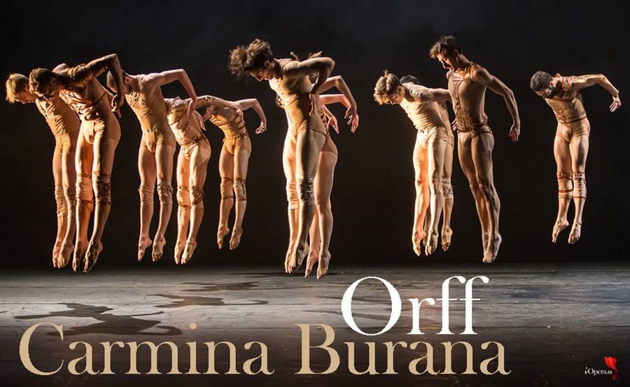 Carmina Burana desde Cannes vídeo ballet orff