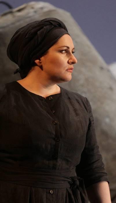 Medea de Cherubini en Moscú, desde el Teatro académico de música Stanislavsky y Nemirovich-Danchenko, vídeo de la ópera, protagonizado por Hibla Gerzmava