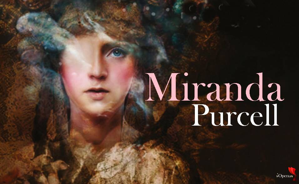 Miranda, inspirada en Purcell y Shakespeare vídeo