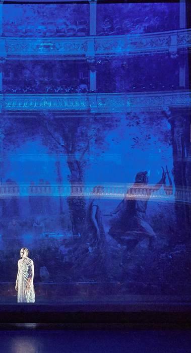 Orfeo ed Euridice de Gluck desde París, desde l'Opéra Comique, vídeo de la ópera en la representación en directo del 18 de octubre de 2018, disponible hasta el 17 de marzo de 2019