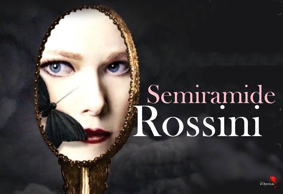 Semiramide de Rossini en Venecia Fenice jessica Pratt