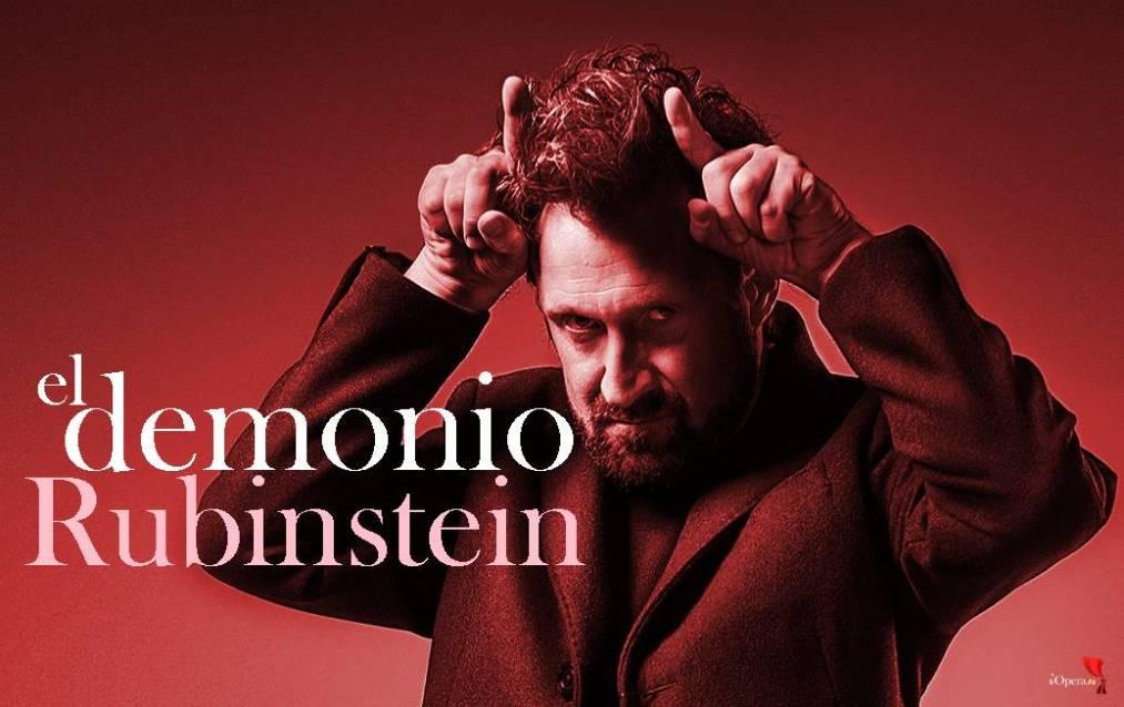 El Demonio de Rubinstein en el Liceu vídeo