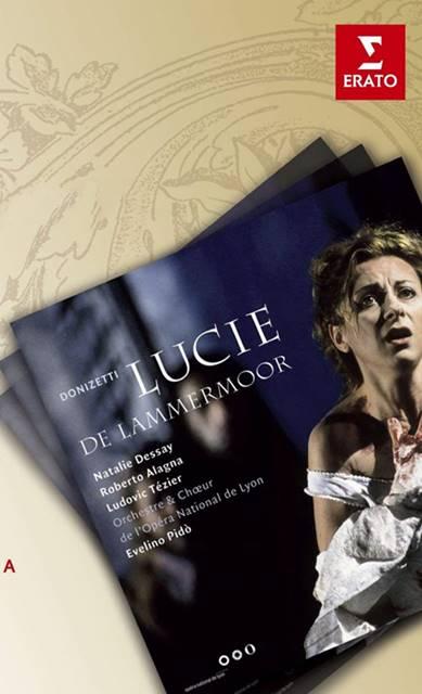 Lucie di Lammermoor con Natalie Dessay 2002