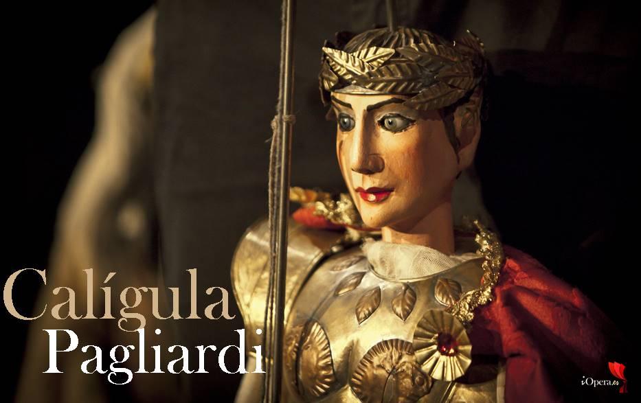 Calígula ópera barroca de Pagliardi