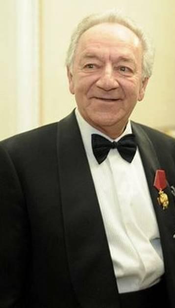 Concierto homenaje en San Petersburgo Yuri Temirkanov