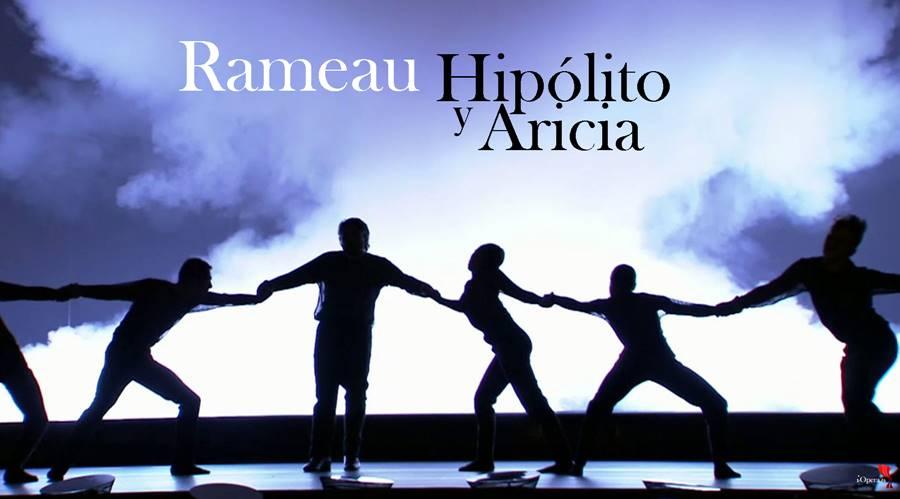 Hipólito y Aricia de Rameau, desde la Staatsoper Unter den Linden en Berlín. vídeo de Hippolyte et Aricie de Jean-Philippe Rameau dirigida por Simon Rattle