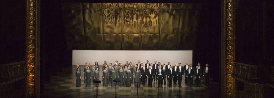 La rondine de Puccini desde Riga, desde la Ópera Nacional de Letonia, vídeo de la versión concierto de la òpera de Giacomo Puccini Dinara Alieva