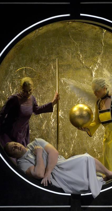Il sogno di Scipione de Mozart