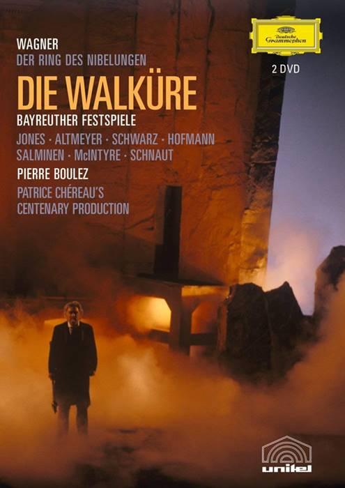 La Valquiria por Pierre Boulez