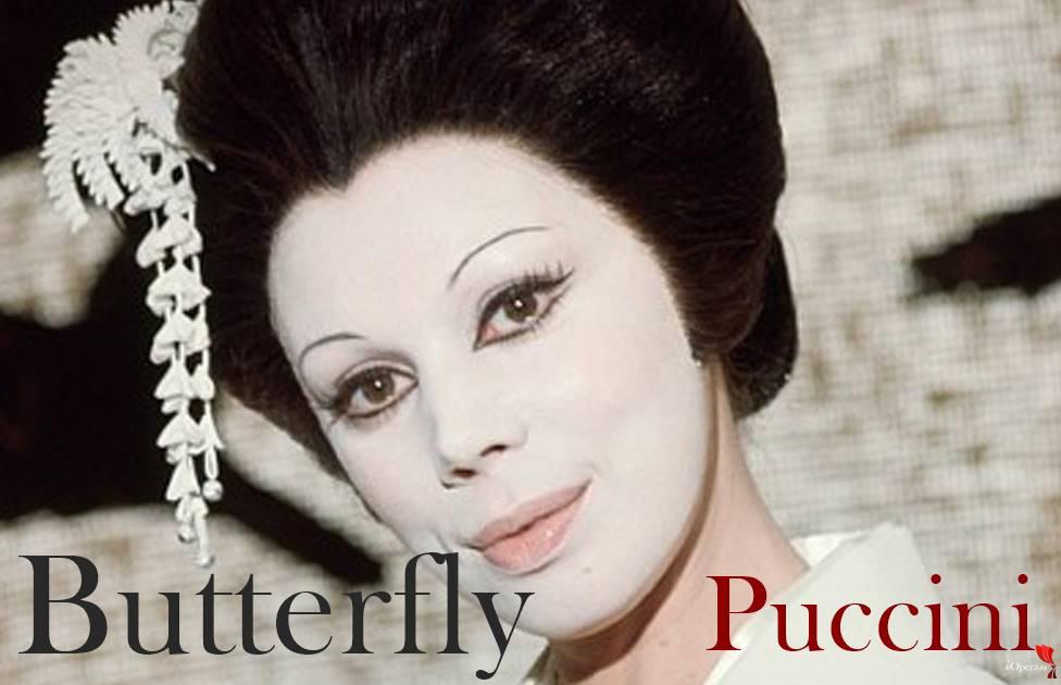 Madama Butterfly de 1975 mirella Freni Plácido Domingo Karajan