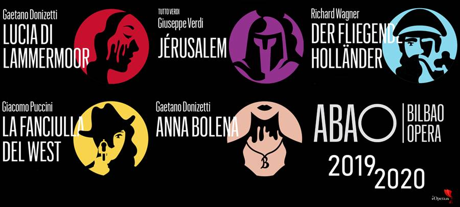 ABAO programación temporada 2019 2020 ópera Bilbao