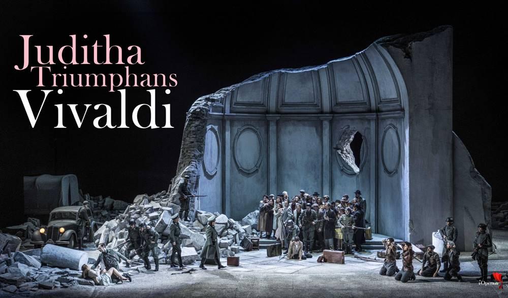 Juditha Triumphans de Vivaldi en Ámsterdam vídeo