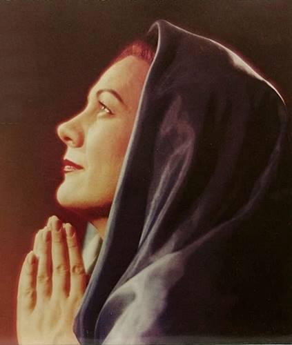 La forza del destino de Giuseppe Verdi Renata Tebaldi como Leonora
