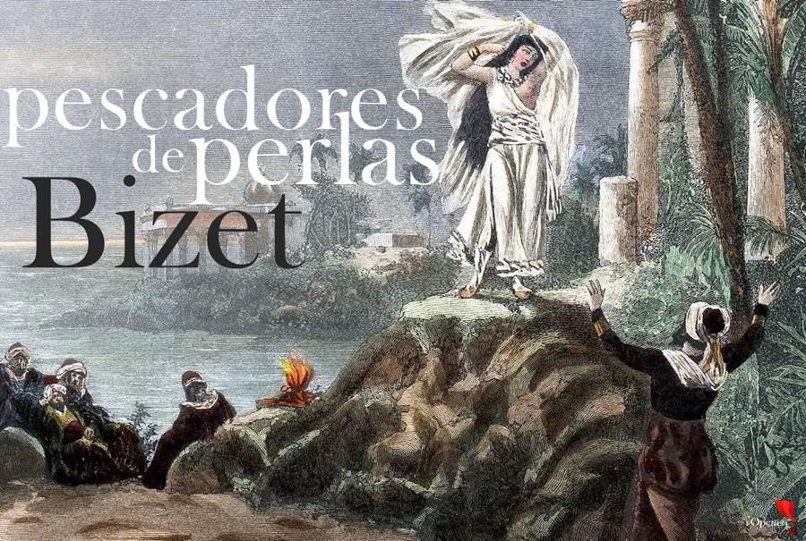 Los pescadores de perlas de Bizet desde Turín vídeo ópera