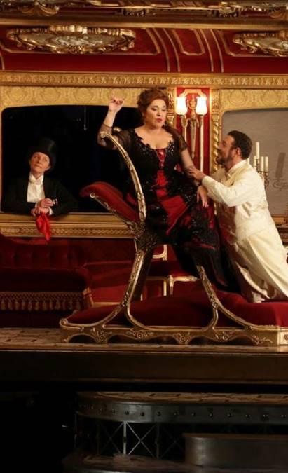 Manon Lescaut desde la Scala vídeo