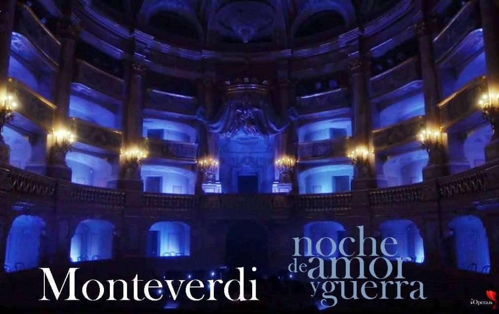 Monteverdi noche de amor y guerra