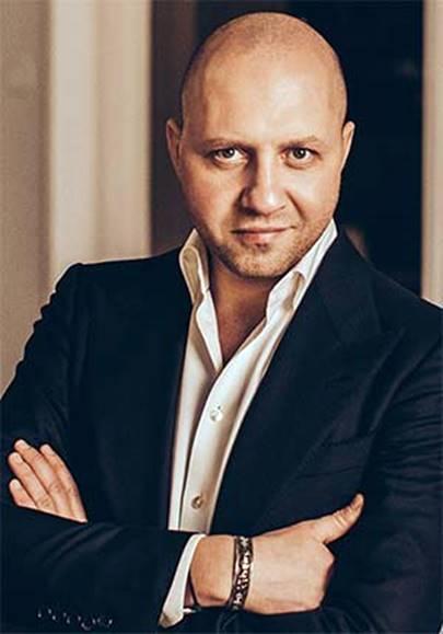 Recital de Mikhail Petrenko, canciones rusas concierto
