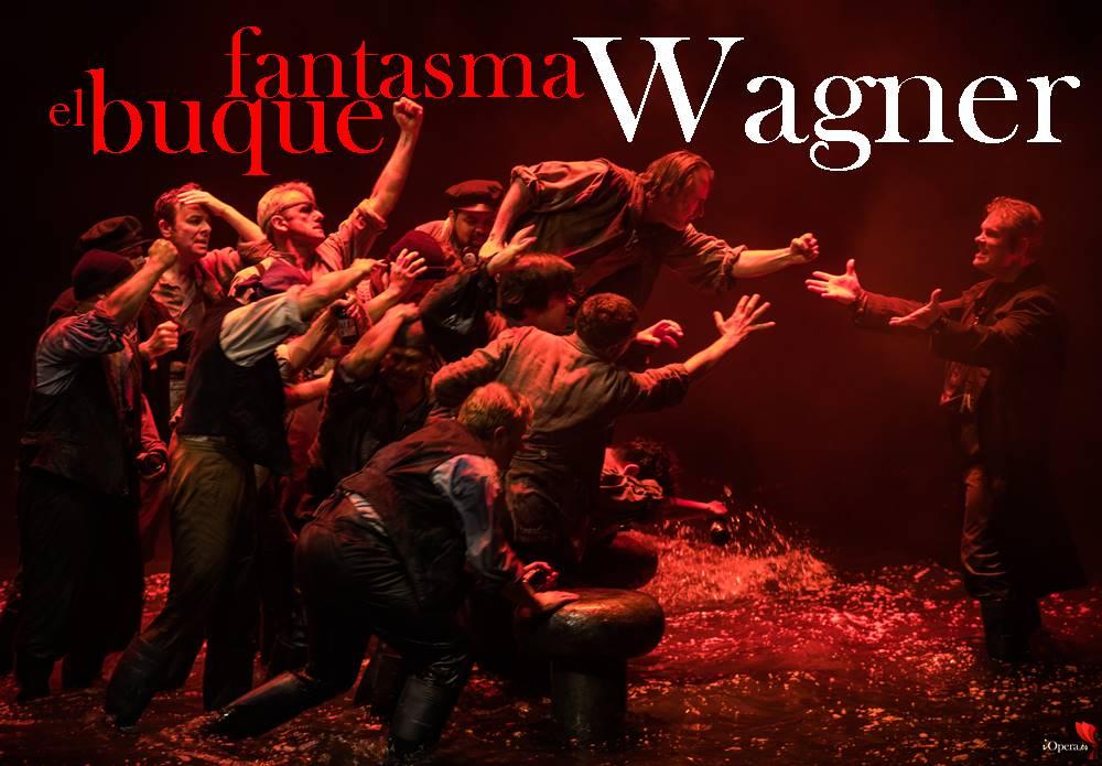 El holandés errante de Wagner en Nantes
