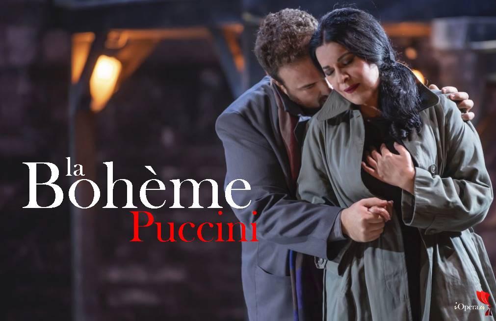 Desde la Opéra Royal de Wallonie-Liège, vídeo de La Bohème de Giacomo Puccini, protagonizado por la soprano rumana Angela Gheorghiu