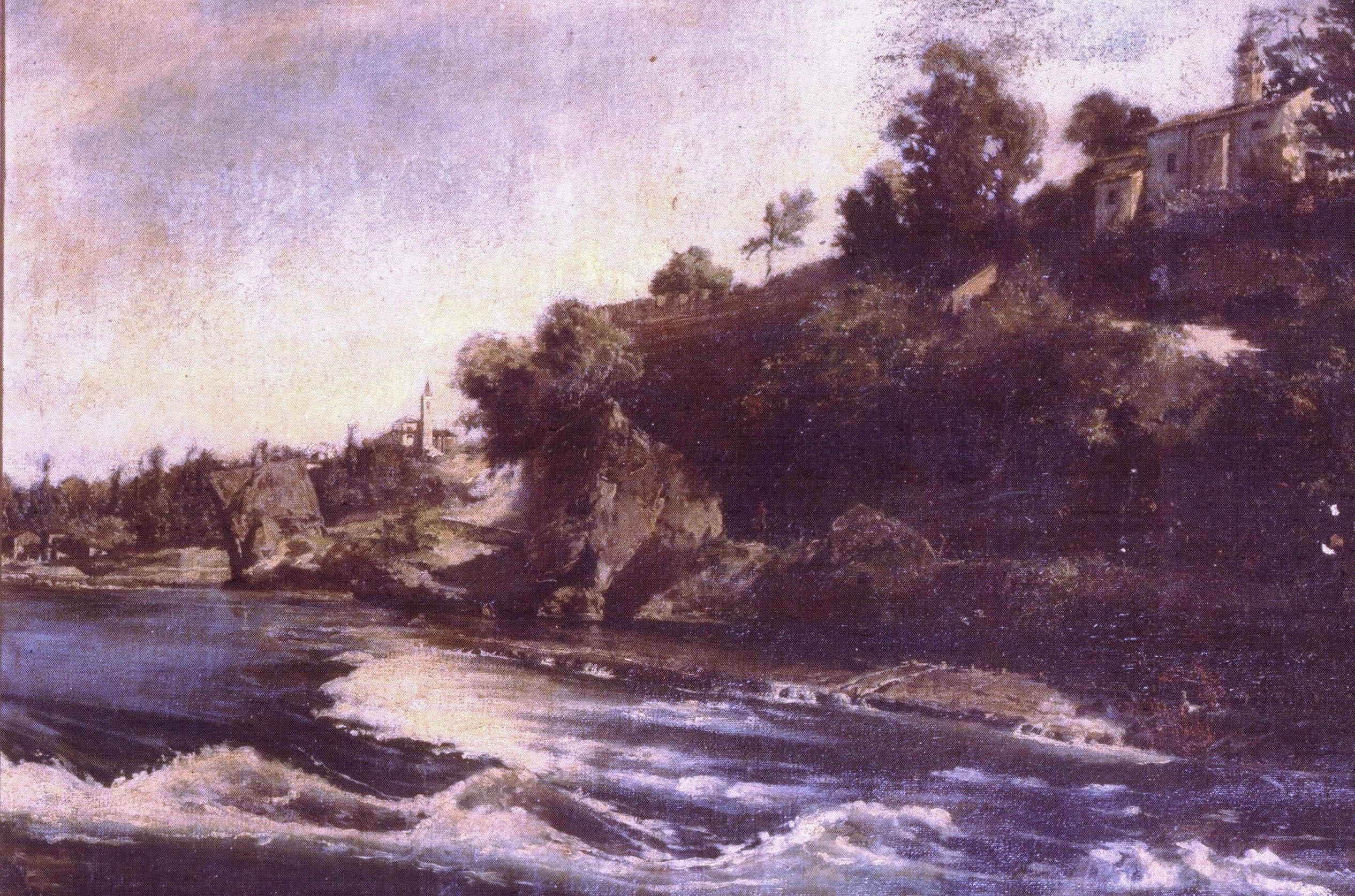 Adda dei naufragi: le azzurre tombe del 1792