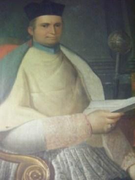 Ritratto probabile di Andrea Pozzone (Parrocchia di Trezzo)