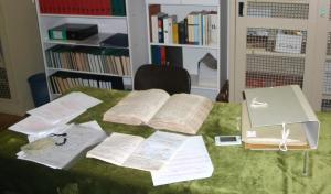 Somasca, Archivio