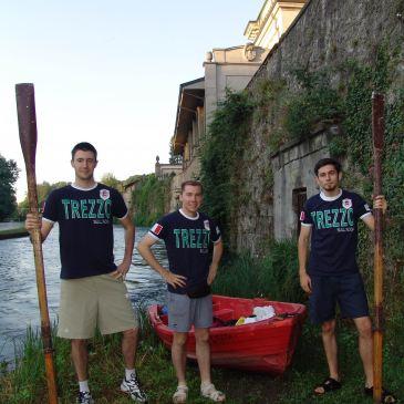 Po e Adda: a remi da Trezzo a Venezia nel 2007