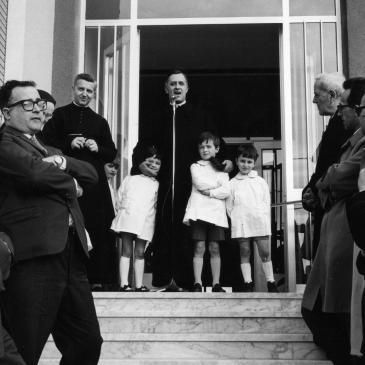 Asilo di Concesa, cinquant'anni d'infanzia