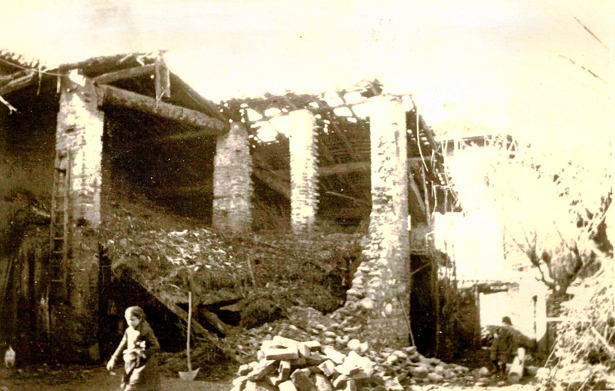 Bombardamenti sull'Adda il 21 febbraio 1916