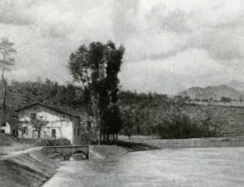 """Cascina Resega, poi sostituita dalla centrale """"Esterle"""", idroelettricità, adda, turismo adda, centrali edison"""