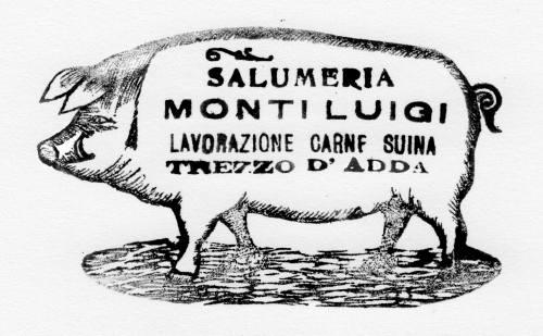 """verri, melanzio, eumeo, odisseo, varrone, catone, carne suina, insaccati, macellazione maiale, sant'antonio maiale, cerere, demetra, divin porcello, porcus, sus, belloveso, scrofa semilanuta, porco, verro, maiale, suino, castrato, animale sacro immondo, benveniste, rogo sant'antonio, stemma treviglio, storico della salumeria """"Luigi Monti"""". conservato dal discendente Angelo Monti, che ringrazio"""