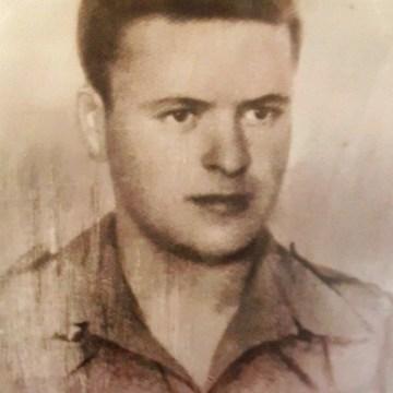 Rimpatria Pierino Cortiana, Caduto nel 1945