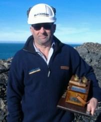 Gavin Hartley - 2010 Rocktec Award Winner