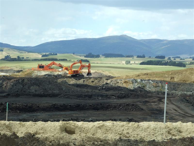 New Vale mine (photo ex ODT)
