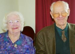 Bruce and Rae Webster