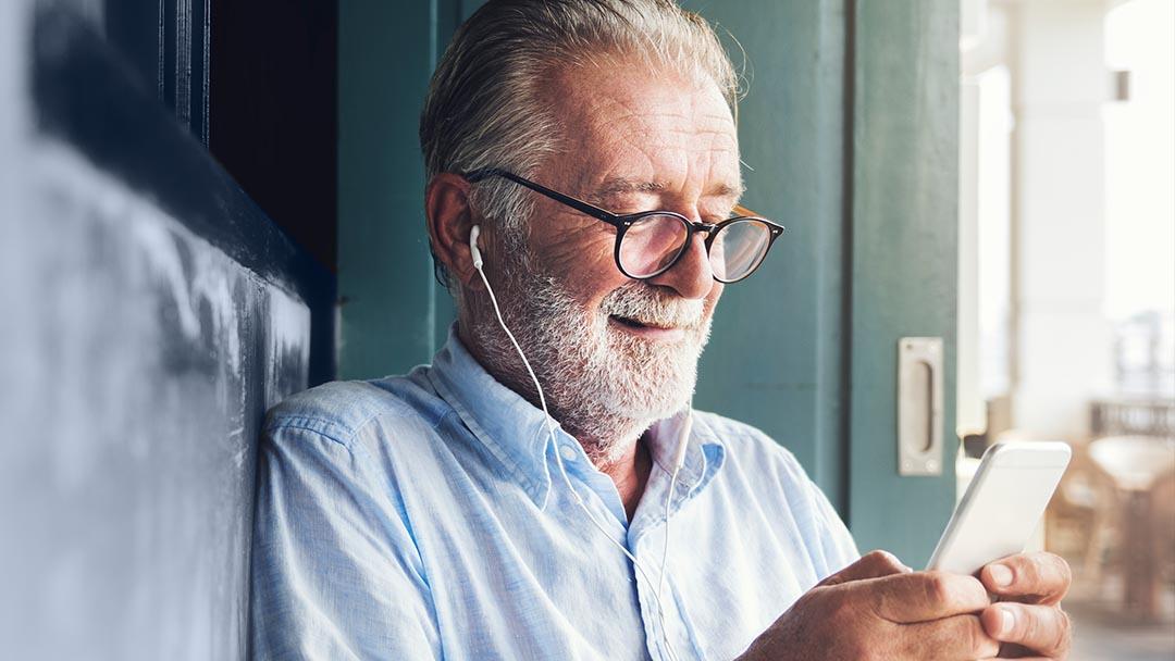 Salud visual en adultos mayores de 60 años