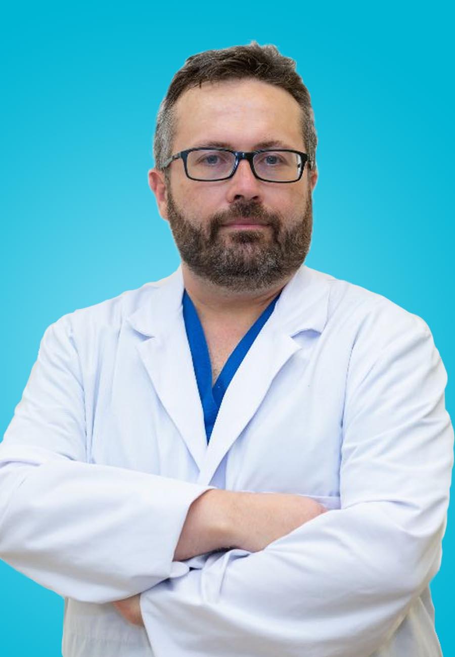 Dr. Juan Carlos Gonzalez Romero. Equipo Medico Instituto Oftalmológico Recoletas. Centro Médico Recoletas VEA