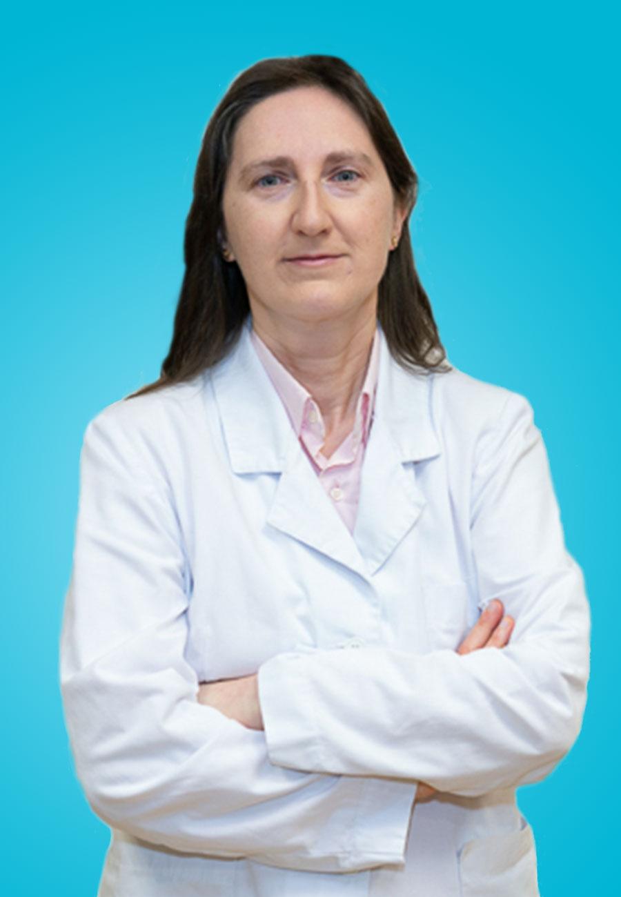 Dra. Gloria Calleja. IOR Ponferrada. Equipo médico IOR.