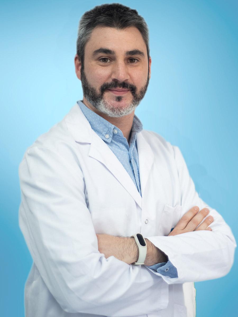 Dr. Alonso Maroto. Equipo médico IOR Burgos