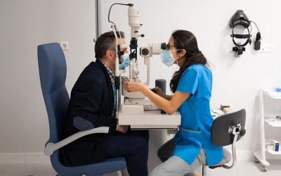 Clínica Ponferrada ofrece un nuevo servicio de asistencia a pacientes con problemas oculares