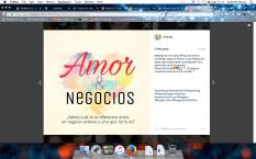Post en mi cuenta Instagram @iorlandy
