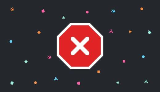 【Xcode/Swift】実機でビルドすると、Could not launch