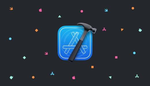 【Xcode/Swift】Storyboardの青い線表示を非表示にする方法