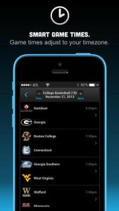 bleacher buddy iphone app ss2