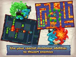 A-Maze-In iPhone iPad game review ss3