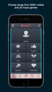 rockit karaoke iphone app review ss1