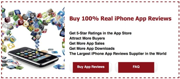 buy app store reviews